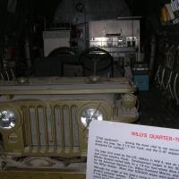 1/2 ton jeep