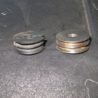 Handmade replacement pulley